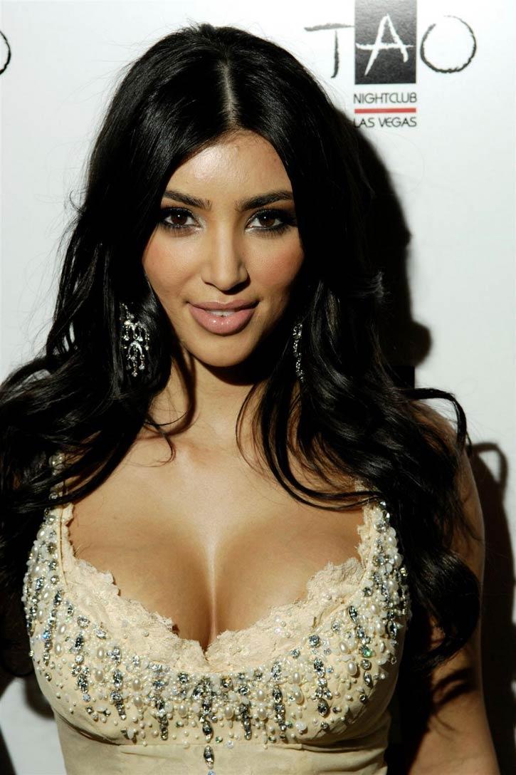 kim kardashian  nude fully