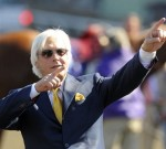 Trainer Bob Baffert closed out Memorial Day by winning with #8 Only Be Cause
