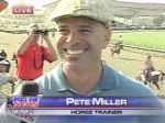 Trainer Peter Miller had #5 Punctual ready to run first time out