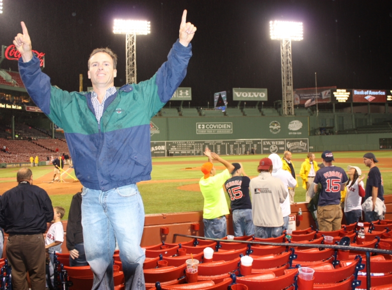 chris at fenway