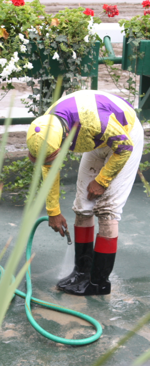 trullio washing boots