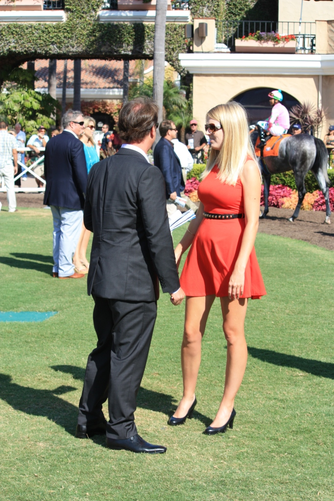 One of the many at Del Mar.